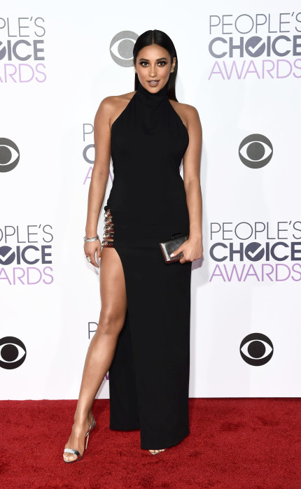 people's choice awards 2016 röda mattan