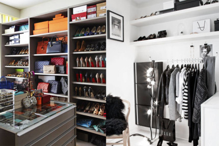 walk in closet inspirationsbilder