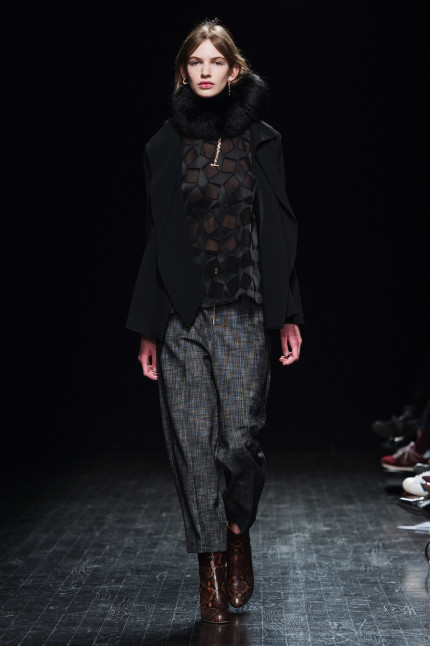 ALTEWAISAOME aw16 fashion week stockholm