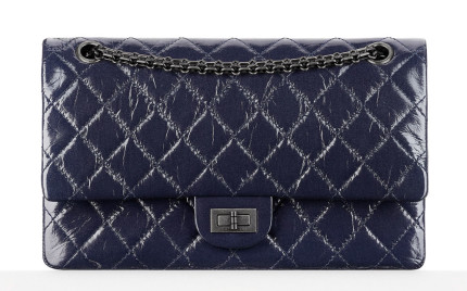 Chanel-Patent-2.55-Reissue-Flap-Bag-Navy