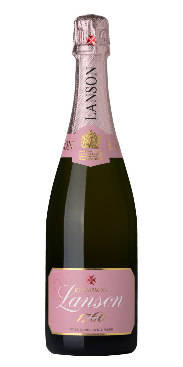 lanson rose bubbel