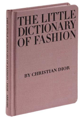 little book of fashion dior