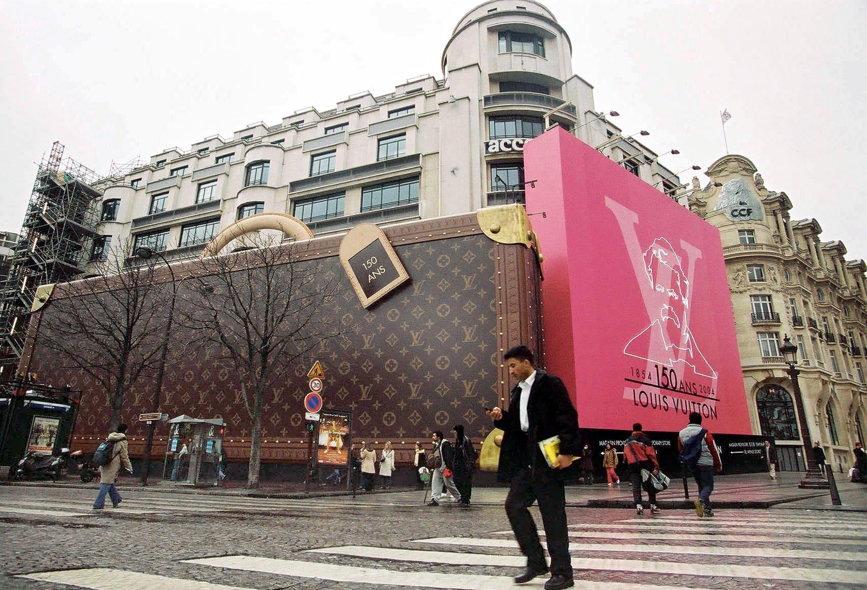 4792397a0c0 Sex saker du inte visste om Louis Vuitton | Baaam