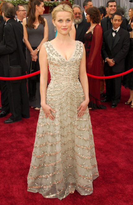 reese witherspoon oscarsgalan 2006