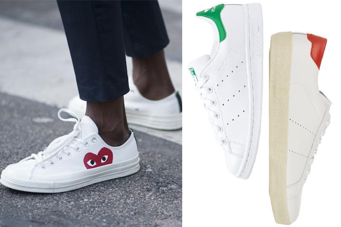 vilka skor är inne 2016