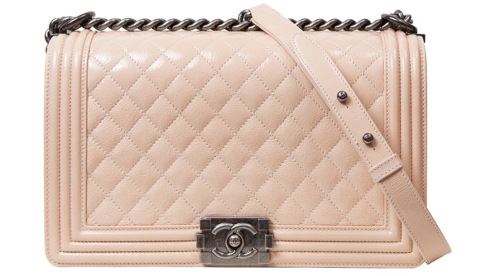 chanel boy bag pris