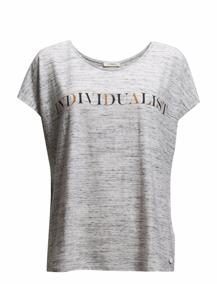 individualist t-shirt