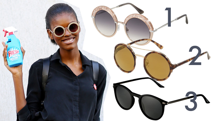 Så väljer du rätt solglasögon för din ansiktsform  e78763b2f8ca6