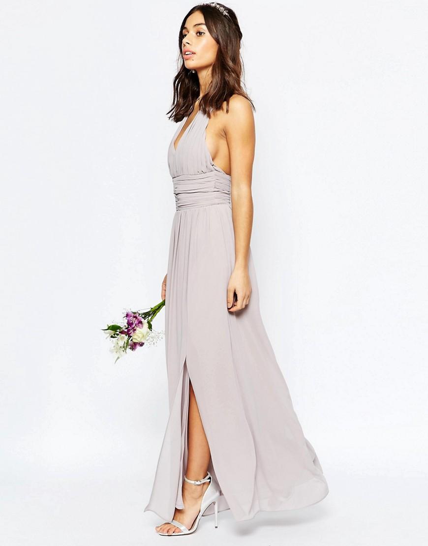 klänning öppen rygg