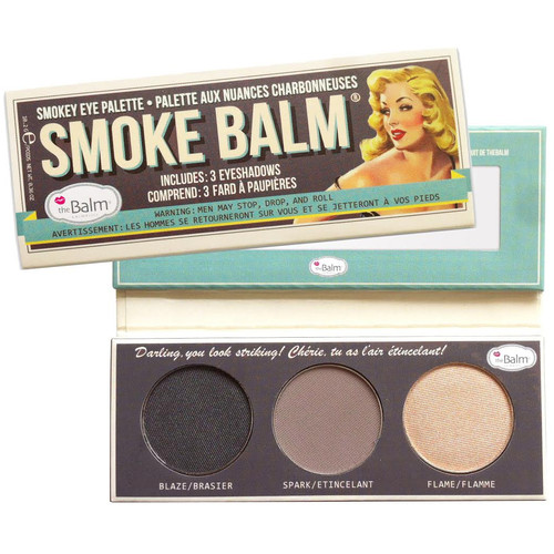 smokey eye palette smoke balm