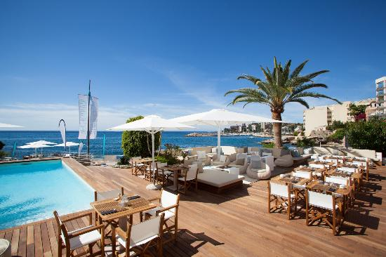 zhero beach club palma