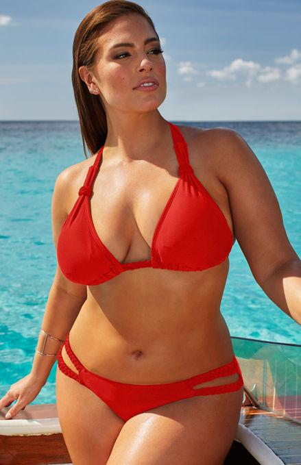 bikini större modell