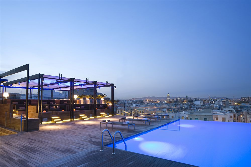 grand hotel central barcelona takbar