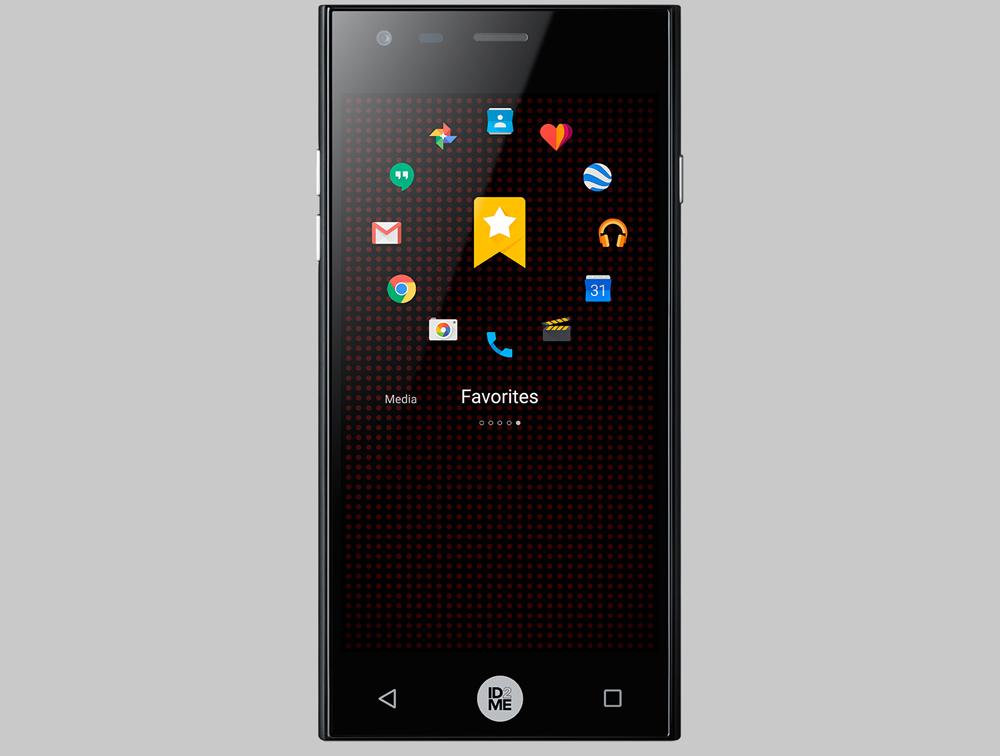 id2 smartphone