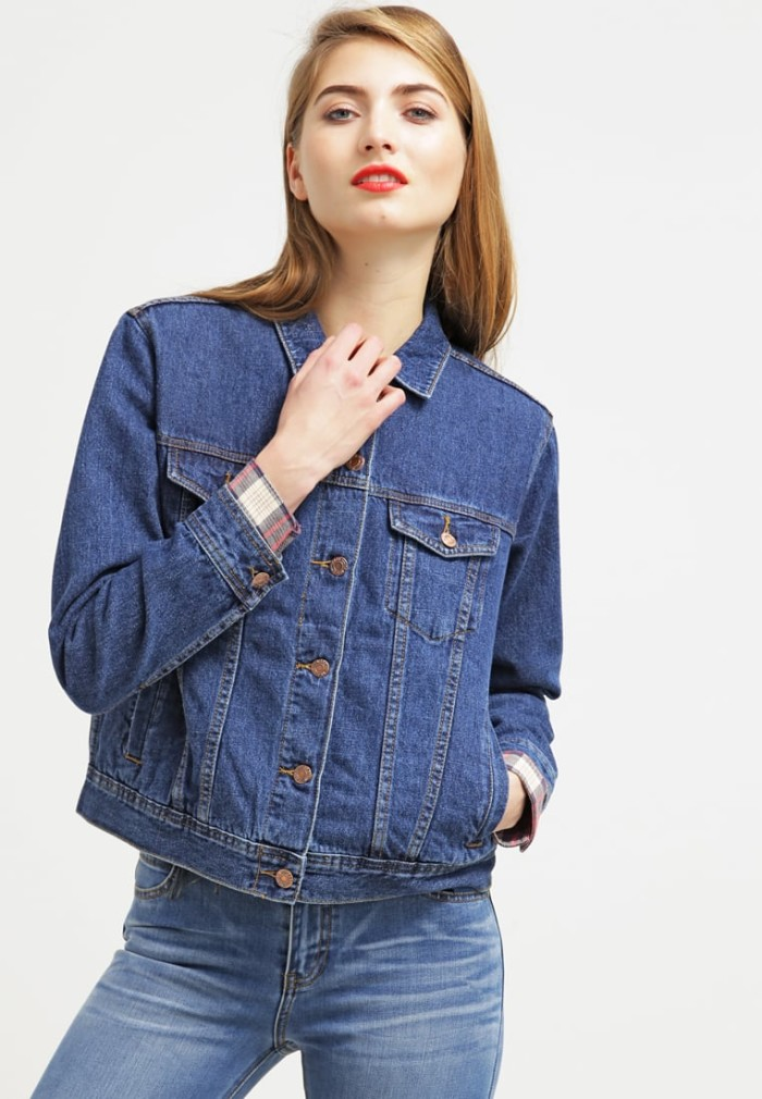jeansjacka dr denim