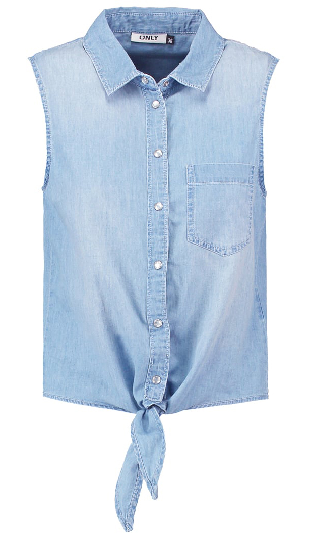 jeanskjorta