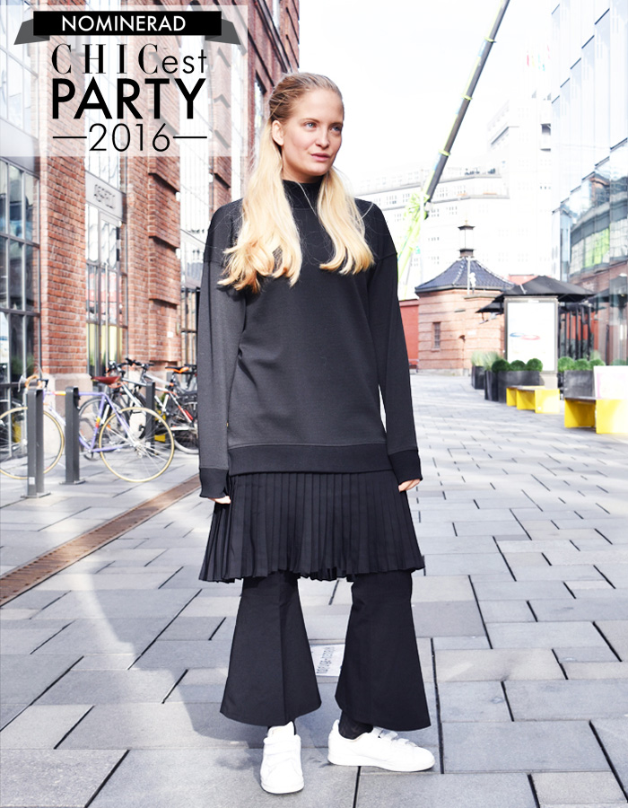 nathalie helgerud chicest party 2016