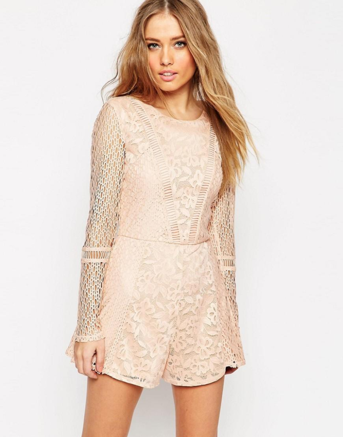 playsuit asos
