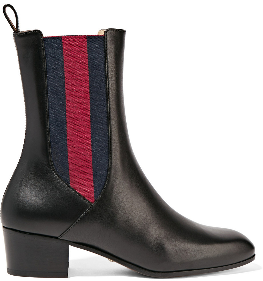 ankelboots gucci