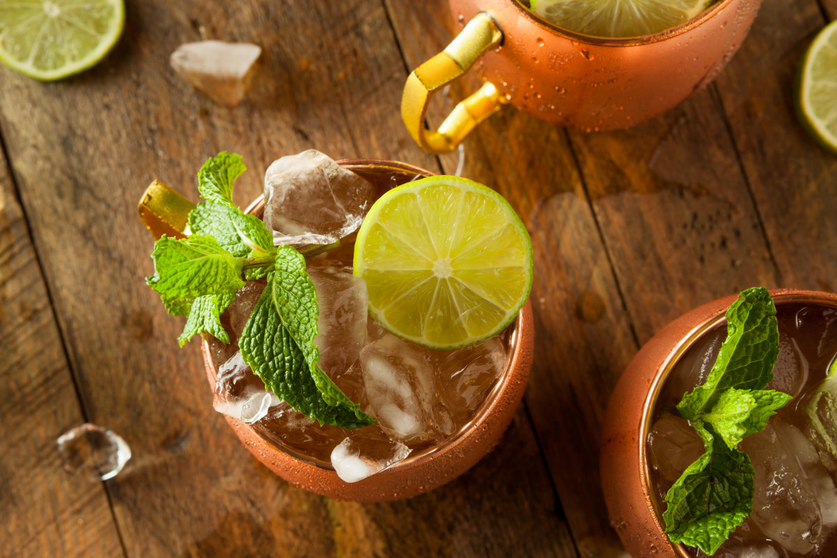 drink moscow mule recept