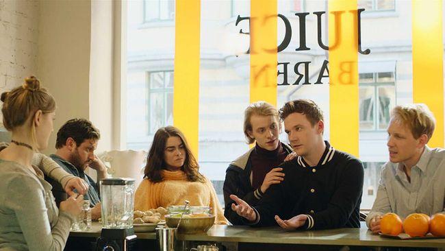 Tv-serier premiär höst 2016