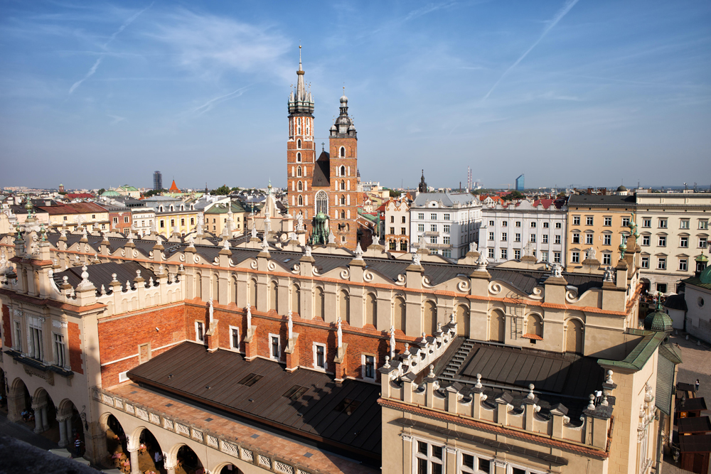 krakow polen weekend
