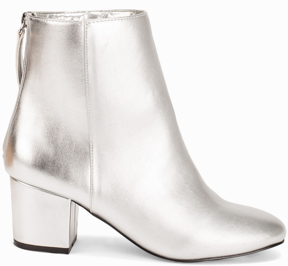 silver ankelboots 2016