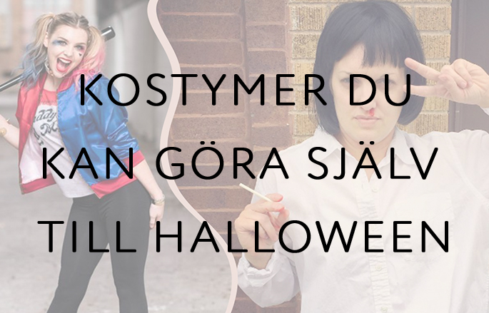 billig halloween utklädnad