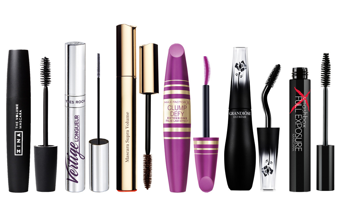 mascara utan olja make up store