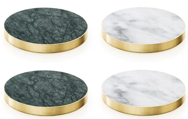 underlägg marmor