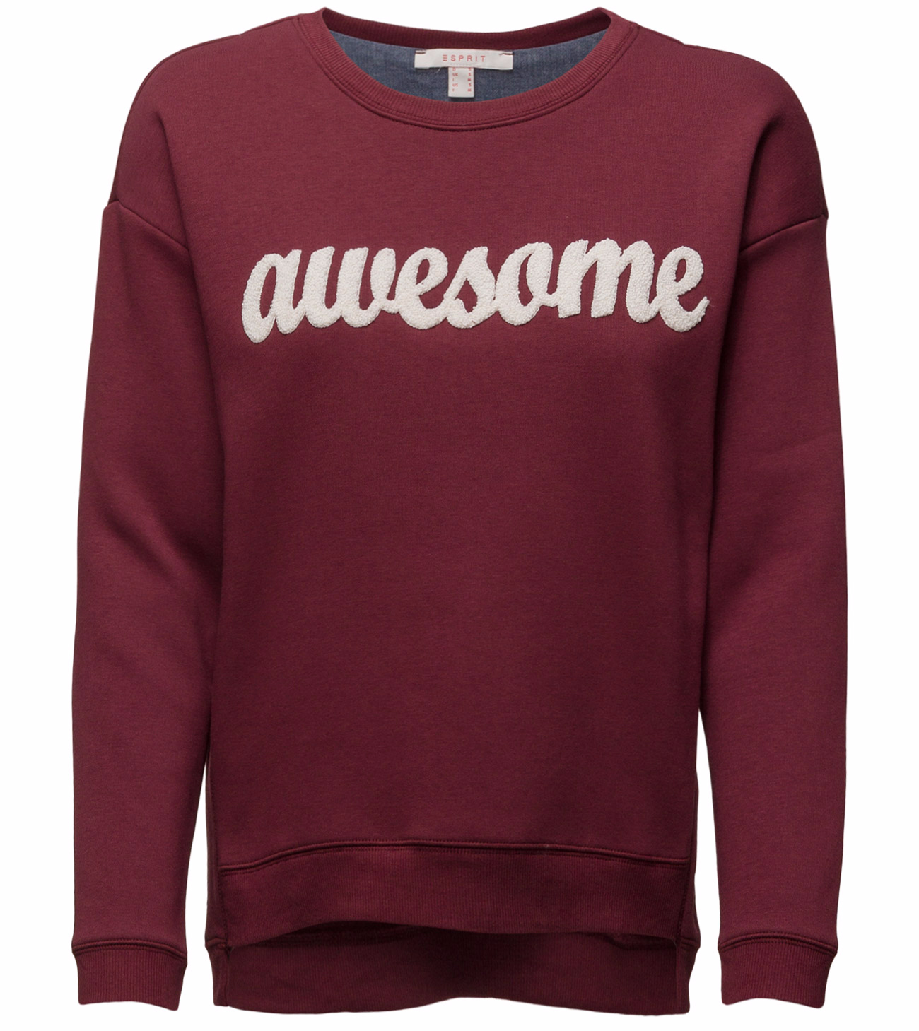 sweatshirt awesome esprit