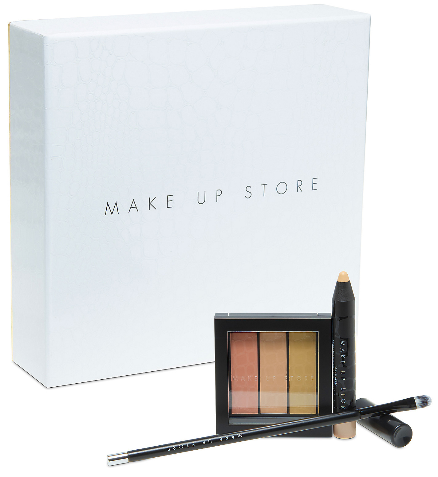 make up store kit concealer