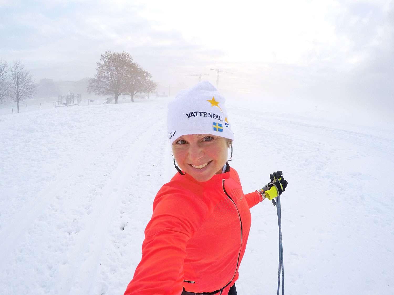 Anna Lissjanis, PT och skidfantast.