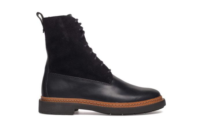 snygga varma skor