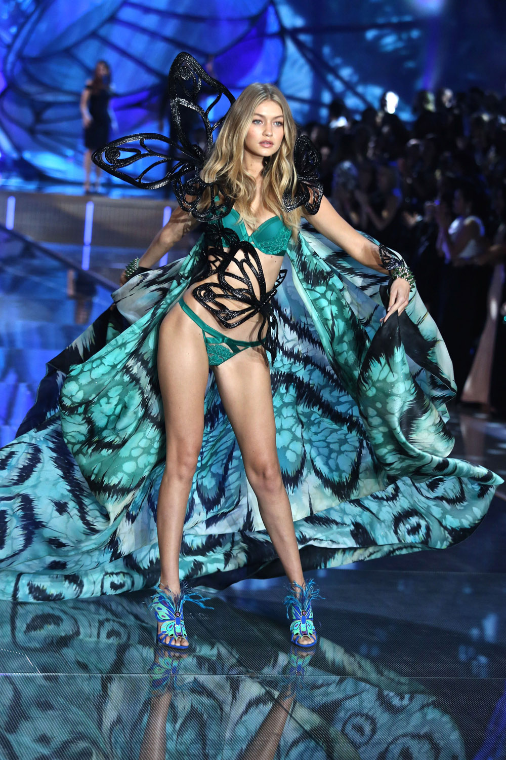 victoria's secret fashion show 2016 bilder