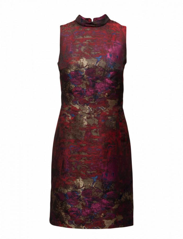 19. Ärmlös klänning i guld och rött från Esprit (reklamlänk via Apprl) . 6618ca02c4193