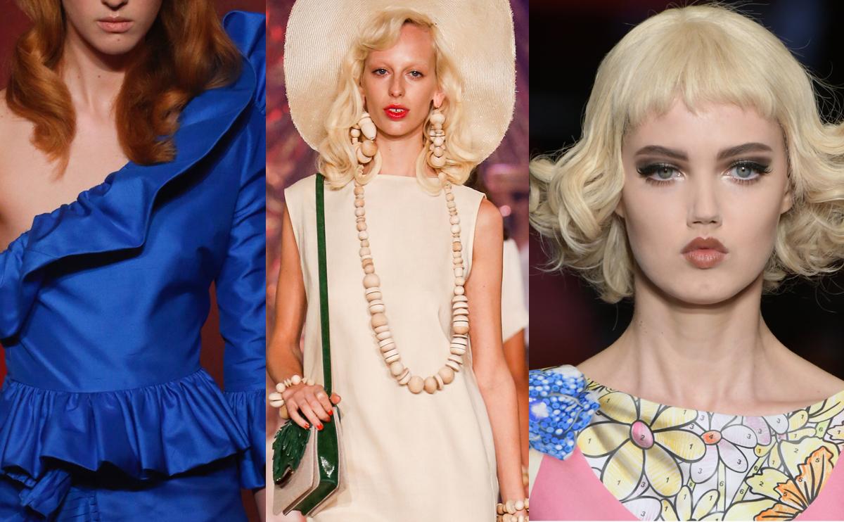 hår frisyr trender våren 2017