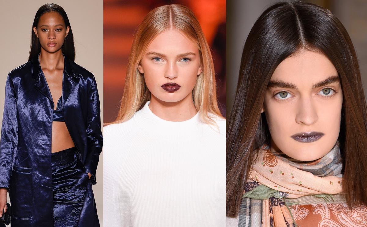 vårtrender hår frisyr 2017