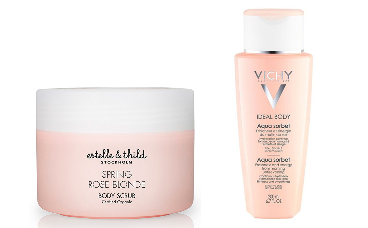 estelle thild body scrub