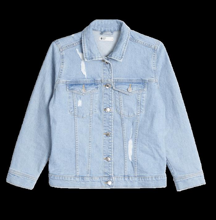 17 trendiga jeansjackor till våren 2018 | Baaam