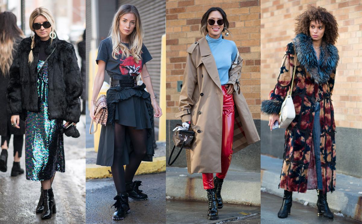 42 Street Style Looks Fr N New York Fashion Week Baaam
