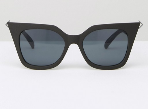 10. Svarta solglasögon med cat eye-form från Quay (reklamlänk via Apprl) d5247b0459b19