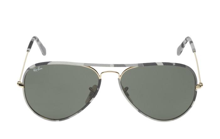 19. Solglasögon i pilotform och militärmönster från från Ray Ban  (reklamlänk via Apprl) a9a60eba814aa