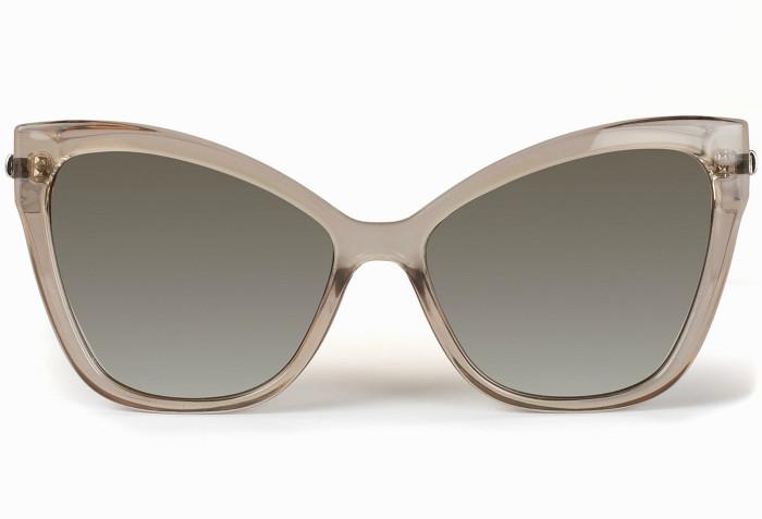 Grå solglasögon med cat eye-form från Le Specs (reklamlänk via Apprl) 8a38356520641