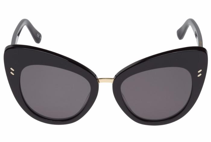 26. Svarta solglasögon med cat eye-form från Stella McCartney (reklamlänk  via Apprl) 324842af64a90