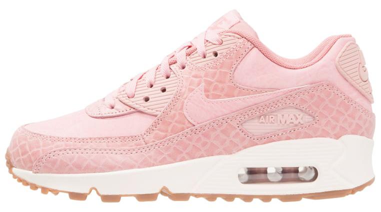 nike sneakers dam rosa