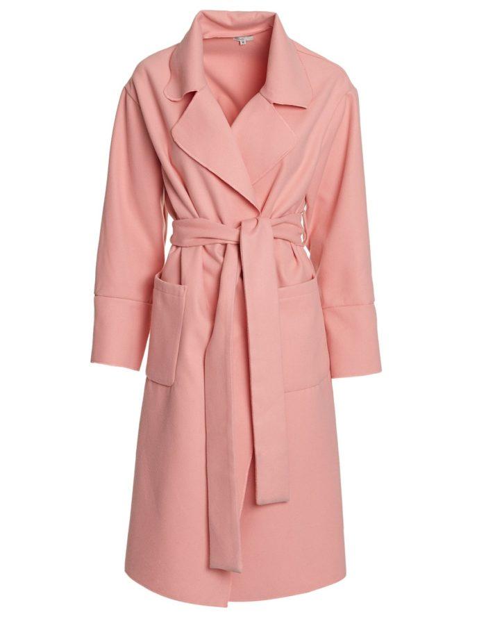 rosa vårjacka dam