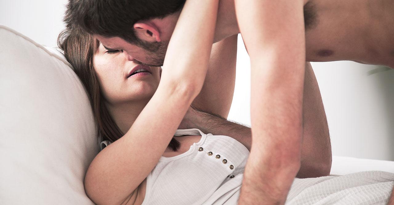 Sexlusten hos kvinnor