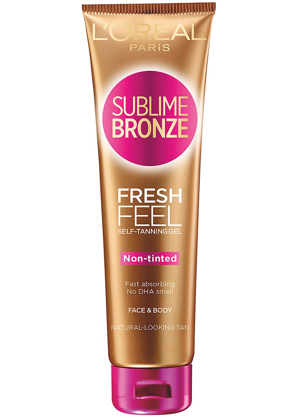 bästa brun utan sol spray