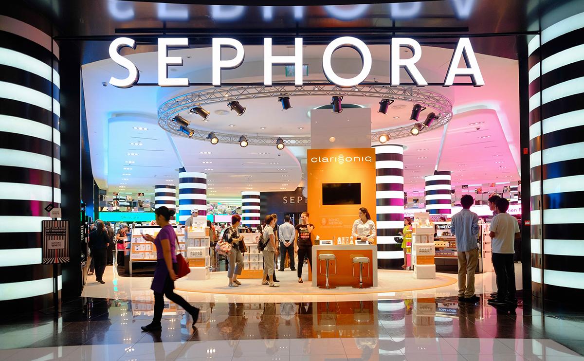 sephora mall of scandinavia